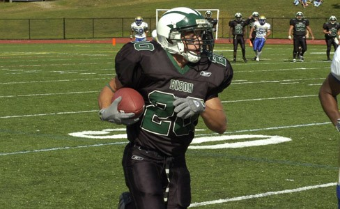 Football Falls To Plymouth State 36 9