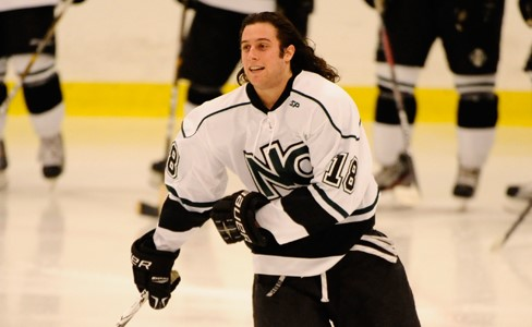 As Colleges Educate Players On >> Educate Repeats As Ecac Northeast Player Of The Week Nichols