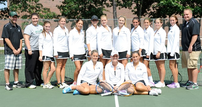 Weather Causes Venue Change for Women's Tennis CCC Semifinal