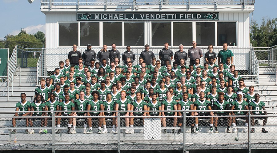 2017 Football Roster Nichols College Athletics